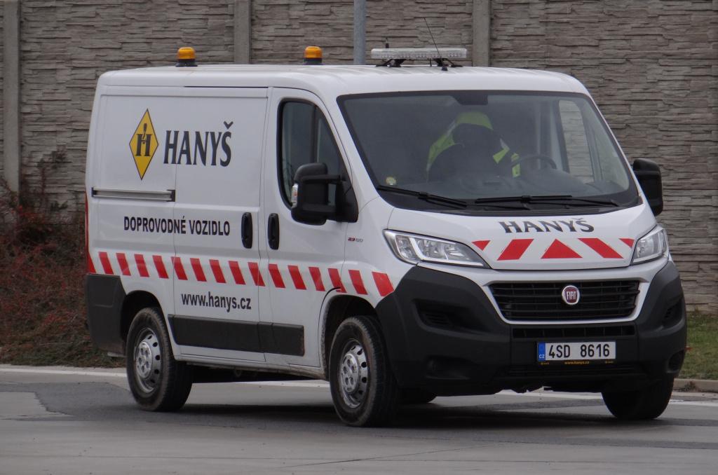Nové vozy pro odborné doprovody