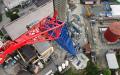 Stavba nového kyslíkového aparátu